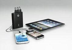 Portable Mobile Device recharger for Christmas gifting