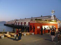 Slow Food Nation Welcome Pavilion / Jensen Architects