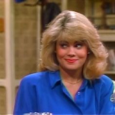 Lisa Whelchel on The Facts of life as Blair