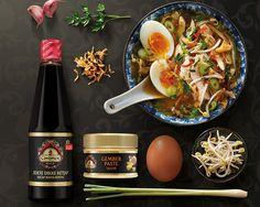 Soto Ayam - Indonesische maaltijdsoep met kip recept