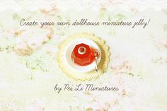 How To Tutorial The Art of Making by miniaturepatisserie on Etsy