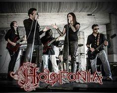 """Cresta Metálica Producciones » Holofonía lanza su tema """"Rompe el Silencio""""!!"""