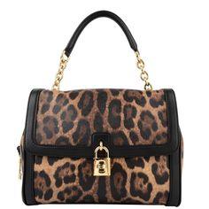 Love the cheetah purse.