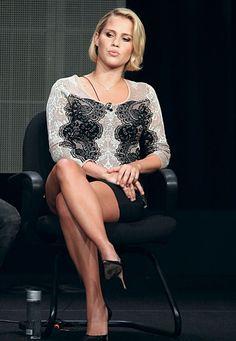 Claire Holt legs