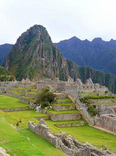 Machu Picchu And The Sacred Valley, Peru