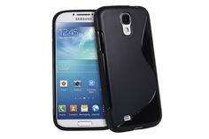 Crystal Matte S-Line Soft TPU Rubber Protector Cases for Samsung Galaxy S4 | Lagoo Tech