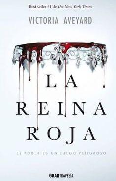 ▷ Descargar PDF o Epub: La reina roja – (Red Queen – Victoria Aveyard I Love Books, New Books, Good Books, Books To Read, This Book, Victoria Aveyard, Nerd, Red Queen, Bookstagram