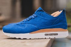 on sale 4c099 5d52c NIKE AIR MAX 1 ROYAL GAME ROYAL size UK 14 EUR 39.5 US 15 CM 33BNIB 847671-441  .  Nike  Trainers