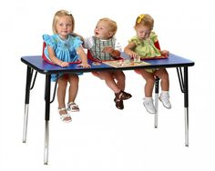 Triplet Highchair and Activity Table