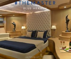 #themaster Blue Eyes #yacht #charter #luxury #holidays in the #mediterranean - go head spoil yourselves!