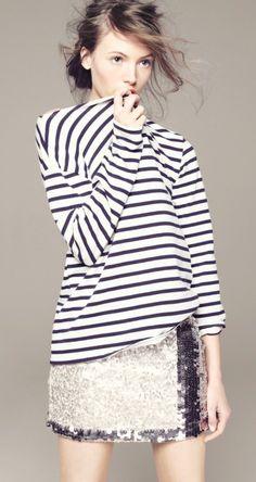 loving stripes this season x