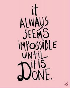 "Think about this: The word ""impossible"" had the words ""I'm possible"". Quotable Quotes, Motivational Quotes, Inspirational Quotes, Wisdom Quotes, True Words, Great Quotes, Quotes To Live By, Daily Quotes, Amazing Quotes"