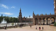 Plaza de España, Seville