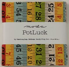 PotLuck Charm Pack by LHMaterials on Etsy, $7.00