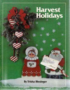 Harvest Holidays by Trisha Biesinger by craftyblt on Etsy, $2.50
