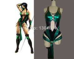 bp coldplay mortal kombat 9 fantasias women cosplay jade cosplay for halloween costumes plus size cosplay - Mortal Kombat Smoke Halloween Costume