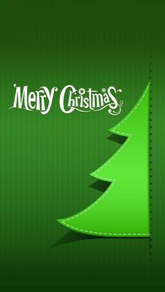 iPhone Wall: Christmas tjn Very Merry Christmas, Green Christmas, Christmas Holidays, Holiday Wallpaper, Xmas Tree, Cute Wallpapers, Happy New Year, Backgrounds, Walls