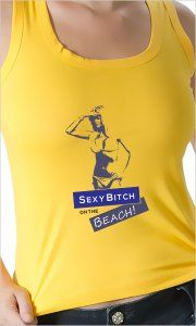 Sexy Bitch on the Beach - Sensualidade à flor da pele! De R$ 40,90 por R$ 32,90