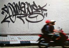 "604 Me gusta, 9 comentarios - SOME - NHS AC MZ EC 36 (@handz_some) en Instagram: ""Bike life! . #handstyle #handstyles #handstyler #tagging #tag #graffiti #ukgraffiti…"""