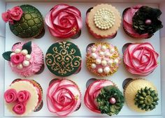 Gorgeous Cupcakes - - Yahoo Image Search Results
