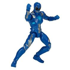 229dc08705 2017 Mighty Morphin Power Rangers Legacy 6.5 inch Action Figure - Blue  Ranger