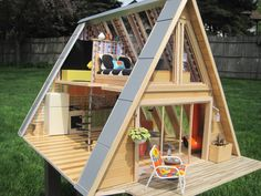 Image result for modern doll house