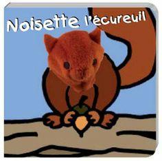Noisette l'écureuil: Amazon.fr: Klaartje Van der Put: Livres