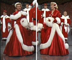 The most perfect Christmas wedding dress ever!  If I was going to change for the reception, this would be it!