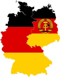East & West Germany