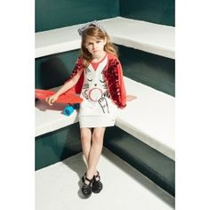 f4ff700cc Look Spring Summer 2017 Collection Childrenswear Sonia Rykiel, Little Ones,  Girls Dresses, Small