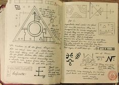 Gravity Falls Journal 3 Replica - Photocopied Page by leoflynn on DeviantArt