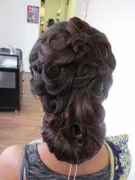 asian bridal hairsty