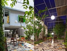 Need a home? Have limited resources? Here's Vietnam's architectural practice a21studio's solution to a warm and enjoyable home in the lap of nature… http://globalhop.indiaartndesign.com/2014/10/quaint-vietnam-house.html