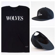 Raised By Wolves FW13. All black. ( from www.goblin.no )