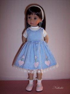 Tenue pour poupée Little Darling Dianna Effner