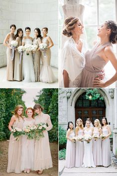 Seriously Stylish Fashion-Forward Bridesmaid Dresses Your Girls Will Actually Love!
