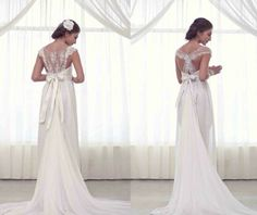 Anna Campbell wedding dresses. Absolutely stunning back designs.