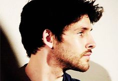 Parked // Colin Morgan [Gif 3 of 5]