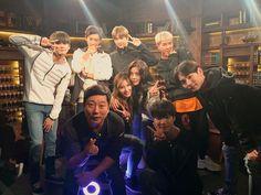 171104 sunbin_eyesmag IG update with #EXO #Chanyeol #WANNAONE #Ong #Daniel #NUEST #Jonghyun <3