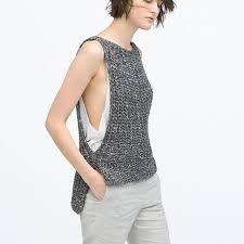 Image result for patrones de jersey a punto de mujer