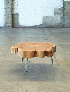 table basse de Nimbus nuage bord direct avec le par birdloft