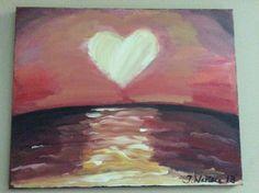 Love Sun by PaintingsbyTeri on Etsy