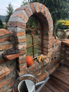 Stone wall garden - yard - wall wall garden When ancient Garden Deco, Terrace Garden, Garden Stones, Garden Paths, Garden Tips, Garden Cottage, Home And Garden, Outdoor Living, Outdoor Decor