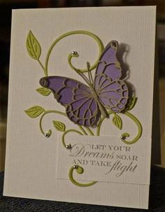 SC387 Let Your Dreams Soar by hskelly - Cards and Paper Crafts at Splitcoaststampers