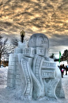 Montreal Snow Festival