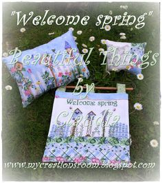 """My creations room: """"WELCOME SPRING KIT""""!!!"""