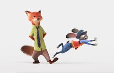 "Walt Disney Animation Studios has released a teaser trailer for ""Zootopia."" They described it as: Like nothing you've seen be-fur… Zootopia. Disney Pixar, Cartoon Disney, Heros Disney, Film Disney, Cartoon Cartoon, Disney Movies, Disney Wiki, Cartoon Movies, Disney Parks"