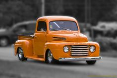 '48\'49 Ford Trucks of the Late 40's