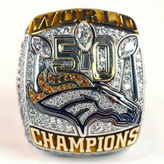 Super Bowl 50 Champs!!