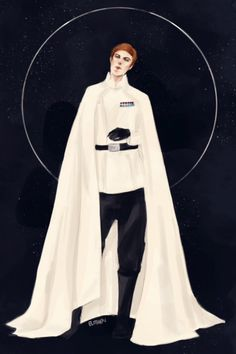Emperor Hux or Grand Admiral Hux? Either way, it's an AU.